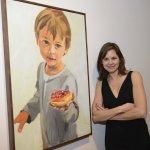 Artist Michelle Heimann