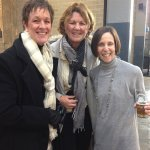 Debbie Carr, Rose Eubanks and Kathy Nardiello