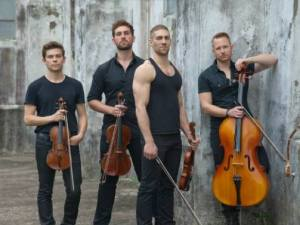 CSO Spectrum hosts Well-Strung at the 20th Century Theater.