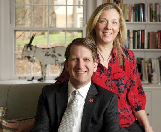 Cameron and Katie Kitchin