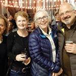 Nancy Gaffney, Leslie Demoret, Jean Kachikis and George Kachikis