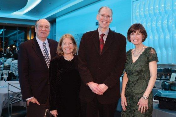 Doug Bailey, Ann Marie Starr Bailey, Dr. John MacLennan and Cindy Starr
