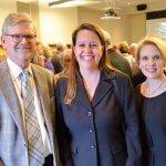 Chuck Scheper, Julie Rosel Belton and Kelly Wathen