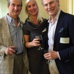 John Bentley, Annie Ilyinsky and Bill Baumann