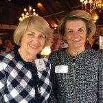 Jill Haft and Yvonne Rewwer