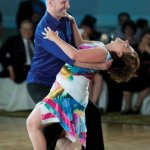Jeremy Mainous and fundraising champion Jennifer Lawrence