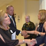 Jenny and Bob Kissell of KDM P.O.P. Solutions Group, a DePaul Cristo Rey corporate partner