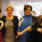 Caring Award committee members, Patty Wagner, Nancy Wagner, Elizabeth Kuresman and Shelby Wood