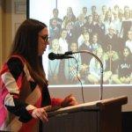 HHC executive director Sarah Weiss