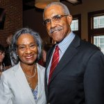 Jean and Dr. Alvin Crawford