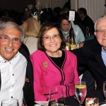 Pat Gaito, Barbara and Irwin Weinberg