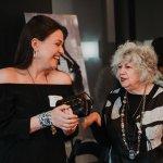 Lauren Guttman and Joan Roth