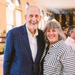 John Harrison and Lori Wellinghoff