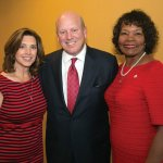 Deanna and Chris Froman with Delores Hargrove Young