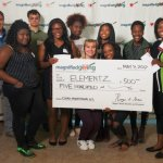 Clark Montessori High School and charity Elementz