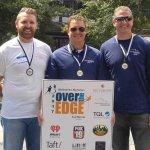 Team Great American Insurance: Kevin Duke, Chad Stewart and JD Rogers