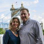 Missy Hendon Deters and Scott Stieber