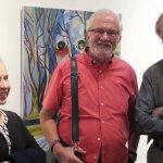 Lorraine Ramos, Mark Schlachter and Pat Kelly