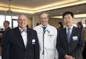 Dr. Ian J. Sarembock, Dr. Dean J. Kereiakes and Dr. Eugene S. Chung