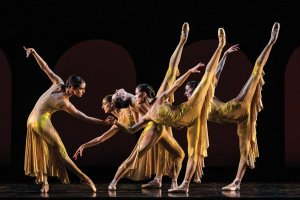 "Artists of Ballet West in Nicolo Fonte's ""Carmina Burana"""