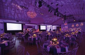 Music Hall ballroom