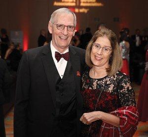 Dr. Rick Lofgren and Lynn Lofgren