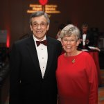 Heart of the City honorees James C. Votruba and Rachel M. Votruba