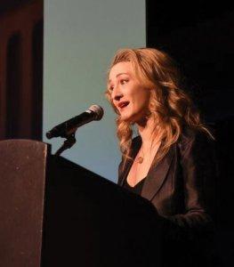 2018 keynote speaker, Paula Froelich