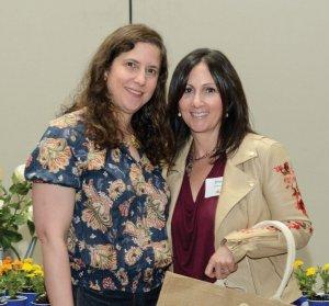 Debbie Brant and Sherri Friedman