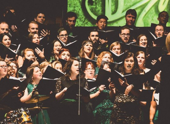 Young Professionals Choral Collective 2019