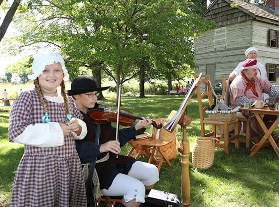 """Great Parks of Hamilton County presents """"Weekend in 1800s"""""""