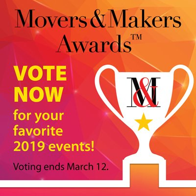 Movers & Makers Awards 2020