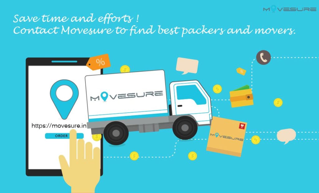 List of movers packers in south delhi guide