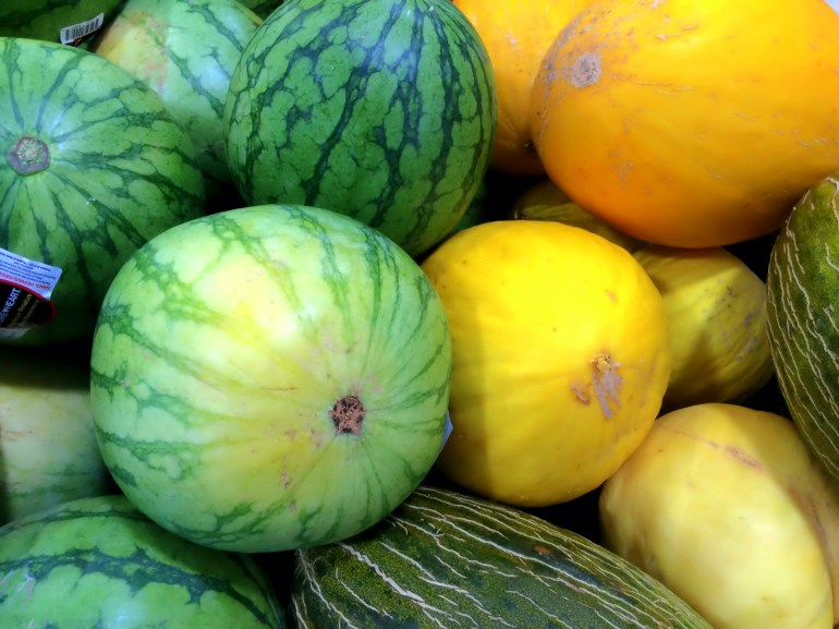 Melons Dramatic