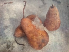 Pears and Ice