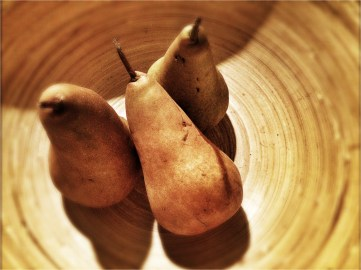 Three Pears 2014