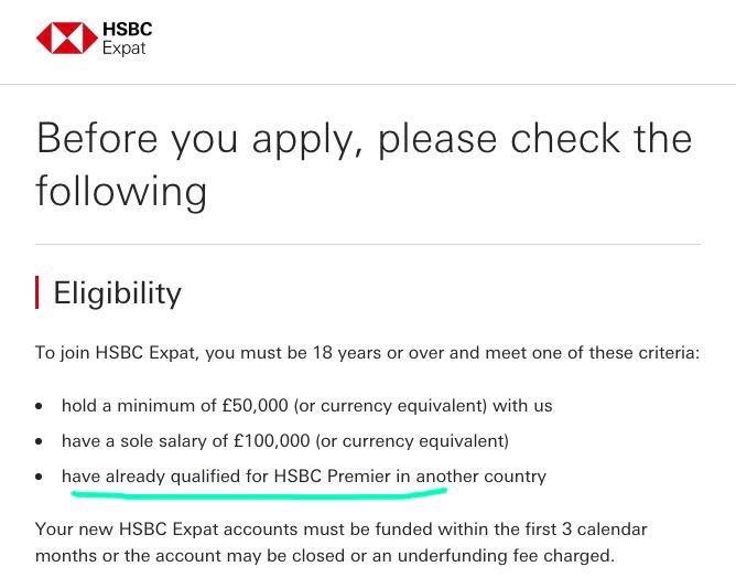怎樣開最低門檻的離岸戶口(HSBC Expat Jersey)? – 移民歐洲資訊站