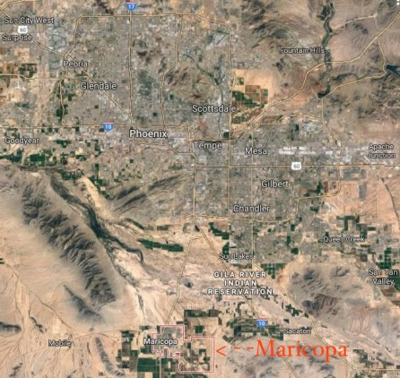 Moving to Phoenix Where to Live