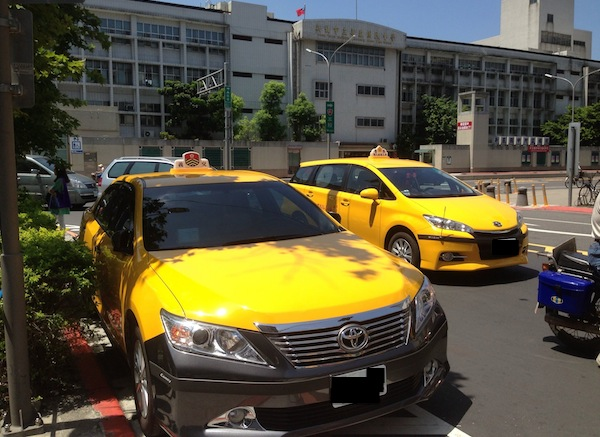Taipei Taxis