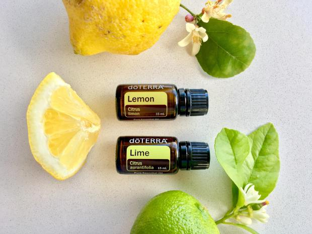 Essential oils are the best easy detox daily.