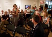 Intimate Economics panel Photo by Stephanie Corbett