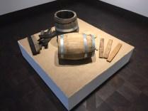 Cynthia Main - How Food Moves - Rowan University Art Gallery