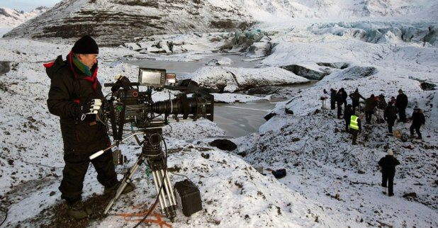 Game of thrones filming