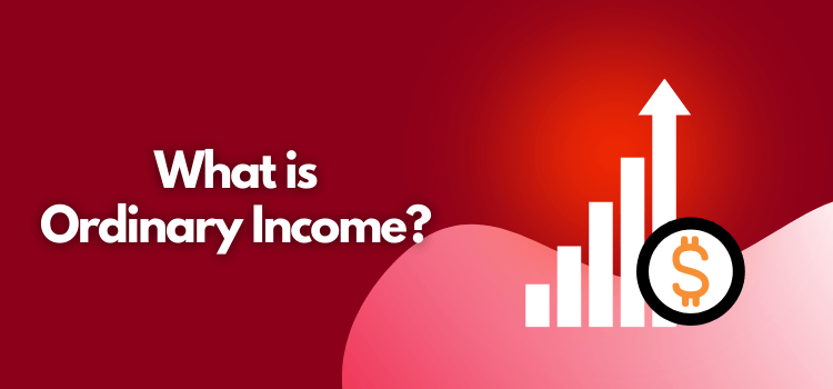 what is ordinary income