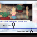 時系列で思い出を振り返れるテンプレート♪macユーザーが使えるテンプレート♪
