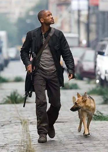i am legend getting