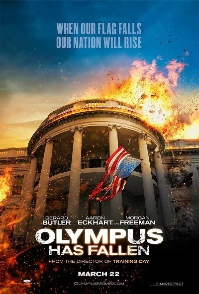 Olympus Has Fallen First Trailer Is Here We Just Opened