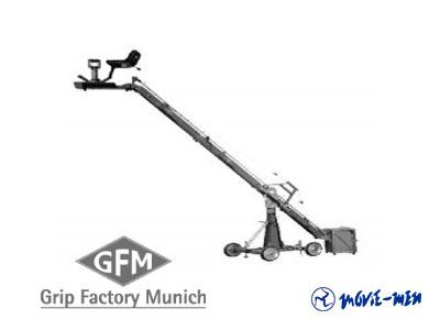 03 – GF-6 Crane remote head (Alt. Max. 6,10m.)