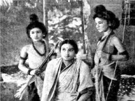 Lava Kusa (1934) - Telugu Top Rated Moviesn of All Time