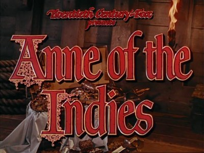 Anne of the Indies (1951)